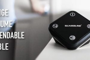 Guardline vs Chamberlain |  Chamberlain Wireless Motion Alert Security System and Guardline Wireless Driveway Alarm