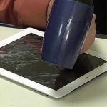 How to fix or replace a Cracked Broken Screen on an iPad 2