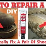How to Repair Your Skate Shoes, Sneakers, Worn Shoes or Boots? Quick Fix with Shoe Goo