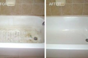 Bathtub Cleaning Hacks – How to Clean a Disgusting Bathtub
