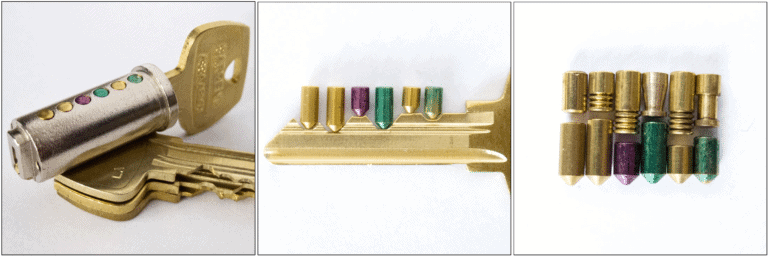 Security Pins